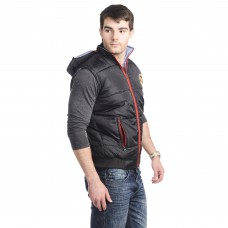 Deals, Discounts & Offers on Men Clothing - Upto 65% offer on Unisex Half Reversible Jacket-S