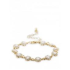 Deals, Discounts & Offers on Women - Flower Chain Bracelet For Women