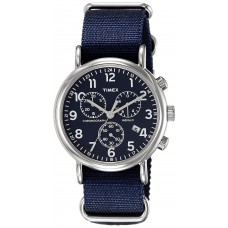 Deals, Discounts & Offers on Men - Timex Chronograph Blue Dial Men's Watch