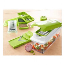 Deals, Discounts & Offers on Home Appliances - ISteel's Green Cutting Nicer Dicer