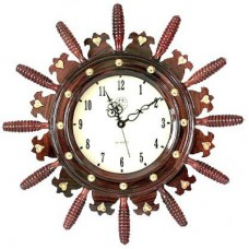Deals, Discounts & Offers on Home Decor & Festive Needs - Flat 18% offer on Kalaplanet Analog Wall Clock