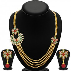 Deals, Discounts & Offers on Earings and Necklace - Top 10 Products to Buy at Ebay with Rs.100 Off Coupon