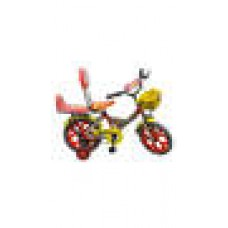 Deals, Discounts & Offers on Baby & Kids - Taboo Red And Yellow Kids Cycle at 64% off + Extra 55% Cashback