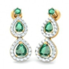 Deals, Discounts & Offers on Earings and Necklace - THE VARSHA BOOND EARRINGS