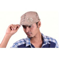 Deals, Discounts & Offers on Men - InnovationTheStore Solid, Checkered Ascot Cap