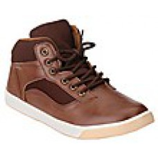 Deals, Discounts & Offers on Men Clothing - Afrojack Brown Men Casual Shoes – jump at Rs 699 only
