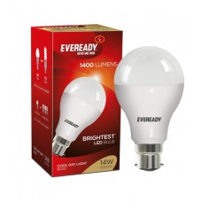 Deals, Discounts & Offers on Home Decor & Festive Needs - Eveready Cool Day Light White 14W LED Bulb at 45% discount