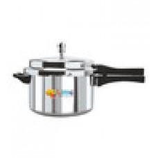 Deals, Discounts & Offers on Home Appliances - Lime Aluminium 5 L Pressure Cooker