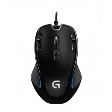 Deals, Discounts & Offers on Accessories - Flat 50% offer on Logitech G300S Optical Gaming Mouse