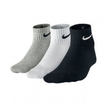 Deals, Discounts & Offers on Accessories - Nike Socks (set Of 3 Pairs)