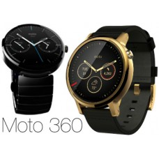 Deals, Discounts & Offers on Accessories - Moto 360 (2nd Gen) Android Wear Smartwatch