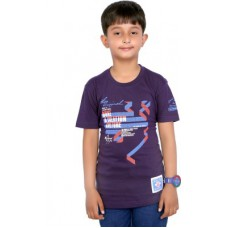 Deals, Discounts & Offers on Baby & Kids - Duke Printed Boy's Round Neck T-Shirt