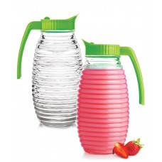 Deals, Discounts & Offers on Home & Kitchen - Prego Mare Jug With Green Lid - 1450 Ml