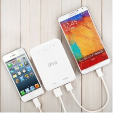 Deals, Discounts & Offers on Mobile Accessories - Flat 66% offer on iPro IP1042 Powerbank 10400 mAh
