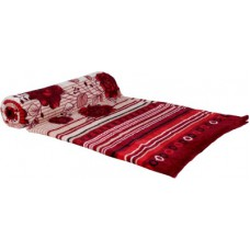 Deals, Discounts & Offers on Home Appliances - Flat 53% offer on Zesture Floral Double Blanket Multicolor