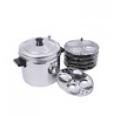 Deals, Discounts & Offers on Home Appliances - Tallboy Stainless Steel Murgan Idli Cooker @ INR379