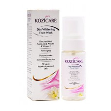 Deals, Discounts & Offers on Health & Personal Care - Kozicare Skin Whitening Foaming Facewash 60ml