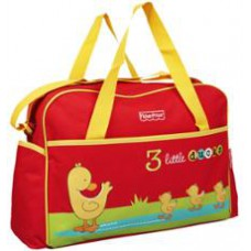 Deals, Discounts & Offers on Women Clothing - Buy Any Fisher Price Diaper Bag & Get Rs.1500 off on Diapers.