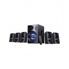 Deals, Discounts & Offers on Electronics - F&D F3800X 5.1 Speaker System with Bluetooth