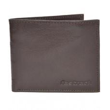 Deals, Discounts & Offers on Men - Fastrack Brown Genuine Leather Wallet For Men