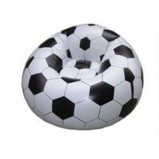 Deals, Discounts & Offers on Home Appliances - Football Design Beanless Air Chair for Kids