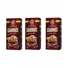 Deals, Discounts & Offers on Food and Health - Britannia Pack of 3 Good Day Choco Chunkies 100 g