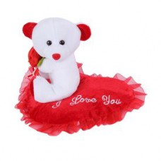Deals, Discounts & Offers on Home Decor & Festive Needs - Deals India I Love You Teddy With Music