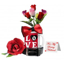 Deals, Discounts & Offers on Home Decor & Festive Needs - TIED RIBBONS valentine's gift for boyfriend