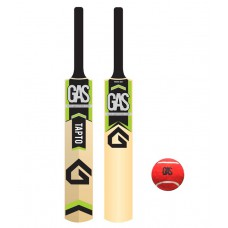 Deals, Discounts & Offers on Sports - Flat 85% offer on  G.A.S Tapto Cricket Bat