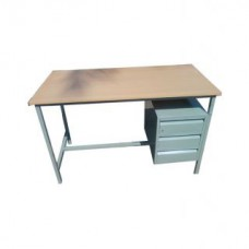 Deals, Discounts & Offers on Accessories - Flat 18% offer on Steel table with laminated top
