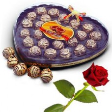 Deals, Discounts & Offers on Mobiles - Little India Cherir 24 Pc. Chocolaty Wafer Balls Valentine Gift
