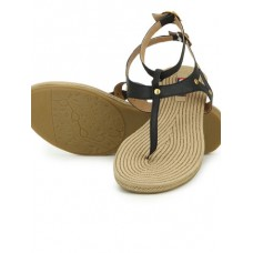 Deals, Discounts & Offers on Foot Wear - Flat 45% off on Rogers Black Flats