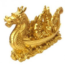 Deals, Discounts & Offers on Home Decor & Festive Needs - Flat 95% off on Feng Shui Dragon Wealth Ship