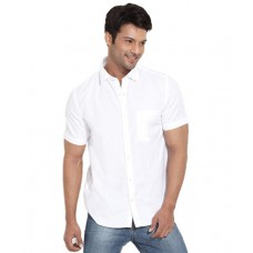 Deals, Discounts & Offers on Men Clothing - Flat 60% off on Cotton Formal Shirt for Men