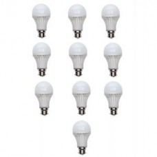 Deals, Discounts & Offers on Home Appliances - Set of 10 PC Branded LED Bulb