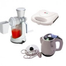 Deals, Discounts & Offers on Home Appliances - Sheffield Juicer Combo Set+ griller+ Kettle @ Rs 1699