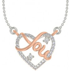 Deals, Discounts & Offers on Earings and Necklace - TBZTheOriginal Rhodium 18K Diamond Rose Gold