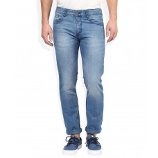 Deals, Discounts & Offers on Men Clothing - Newport Blue Slim Fit Jeans offer