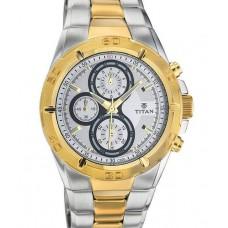Deals, Discounts & Offers on Accessories - Titan Octane NF9308BM01J Men's Watches