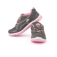 Deals, Discounts & Offers on Foot Wear - Asian Pink Lace Lifestyle Sports Shoes