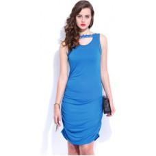 Deals, Discounts & Offers on Women Clothing - D Muse by Dressberry Women's Sheath Dress
