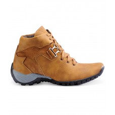 Deals, Discounts & Offers on Foot Wear - 69 Tan Synthetic Leather Casual Shoes For Men