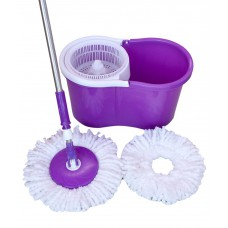 Deals, Discounts & Offers on Home & Kitchen - Easy Clean Purple Magic Mop