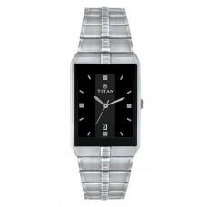 Deals, Discounts & Offers on Accessories - Titan 9151SM02 Men's Watch offer