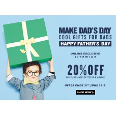 Deals, Discounts & Offers on Personal Care Appliances - Father's Day discount : 20% off on INR 2999