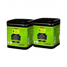 Deals, Discounts & Offers on Health & Personal Care - Healthbuddy Organic Darjeeling Green Tea with Herbs for Weight Loss