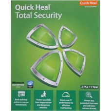 Deals, Discounts & Offers on Books & Media - Quick Heal Total Security Latest Version