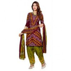 Deals, Discounts & Offers on Women Clothing - Fresh Arrivals of Women dress material starting just from Rs.175