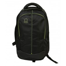 Deals, Discounts & Offers on Accessories - United Colors of Benetton Black Nylon Backpack