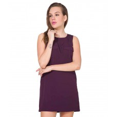 Deals, Discounts & Offers on Women Clothing - Tokyo Talkies Pink Round Neck Dress